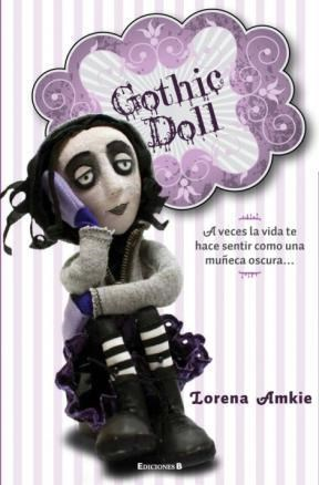 Papel Gothic Doll