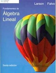 Papel Fundamentos De Algebra Lineal