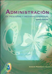 Papel Administracion De Pequeñas Y Medianas Empresas 6° Edicion