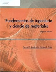 Papel Fundamentos De Ingenieria Y Ciencia De Materiales