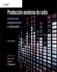 Papel Produccion Moderna De Radio