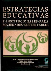 Libro Estrategias Educativas E Institucionales Para Soci