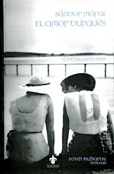Libro Sandor Marai: El Amor Burgues