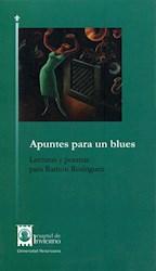 Libro Apuntes Para Un Blues