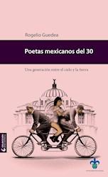 Libro Poetas Mexicanos Del 30