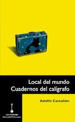 Libro Local Del Mundo. Cuadernos Del Caligrafo