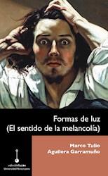 Libro Formas De Luz (El Sentido De La Melancolia)