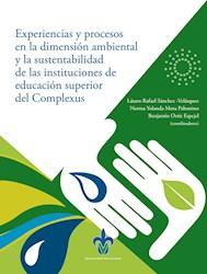 Libro Experiencias Y Procesos En La Dimension Ambiental