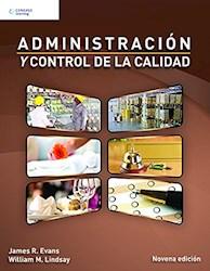 Libro Administracion Y Control De La Calidad