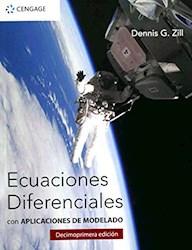 Libro Ecuaciones Diferenciales Con Aplicaciones De Modelado