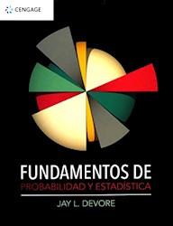 Libro Fundamentos De Probabilidad Y Estadistica