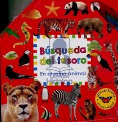 Libro Busqueda Del Tesoro  En El Reino Animal