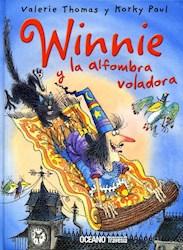 Libro Winnie Y Wilbur  La Alfombra Voladora