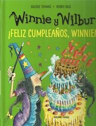 Libro Winnie Y Wilbur  Feliz Cumpleaños !