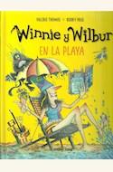 Papel WINNIE Y WILBUR EN LA PLAYA (COLECCION WINNIE Y WILBUR) (CARTONE)