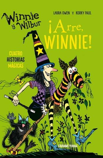 Papel Winnie Y Wilbur Arre Winnie