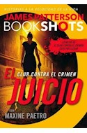 Papel JUICIO EL CLUB CONTRA EL CRIMEN (BOOKSHOTS)