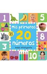 Papel MIS PRIMEROS 20 NUMEROS