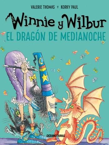 Papel El Dragón De Medianoche. Winnie Y Wilbur