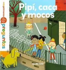 Papel Pipí, Caca Y Moco