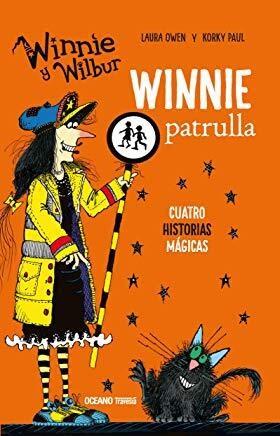 Papel Winnie Y Wilbur. Winnie Patrulla. Cuatro Historias Mágicas