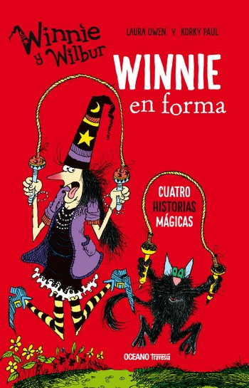Papel Winnie Y Wilbur. Winnie En Forma. Cuatro Historias Mágicas