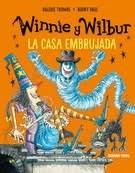 Papel WINNIE Y WILBUR LA CASA EMBRUJADA (ILUSTRADO) (CARTONE)