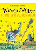 Papel WINNIE Y WILBUR EL MISTERIO DEL MONSTRUO (ILUSTRADO) (CARTONE)