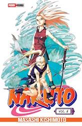 Papel Naruto Vol.6