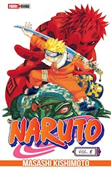 Papel Naruto Vol.8