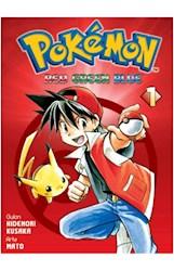 Libro 1. Pokemon Red Green Blue