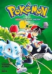 Libro 2. Pokemon Red Green Blue