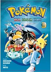 Libro 3. Pokemon Red Green Blue