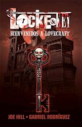 Papel Locke & Key - Bienvenidos A Lovecraft