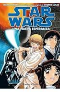 Papel STAR WARS MANGA 1 UNA NUEVA ESPERANZA 1 DE 4 (ILUSTRADO)