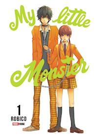 Papel My Little Monster 01
