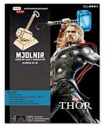 Libro Incredibuilds : Thor ( Marvel )