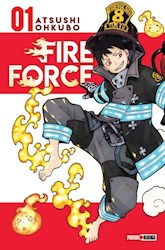 Libro 1. Fire Force