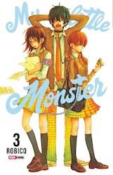 Libro 3. My Little Monster
