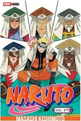 Papel Naruto Vol.49