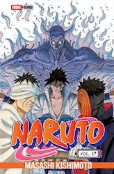 Papel Naruto Vol. 51