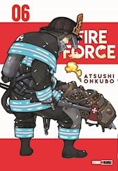 Libro 6. Fire Force