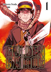 Papel Golden Kamuy Vol.1