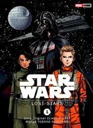 Papel Star Wars Manga Lost Star Vol.1