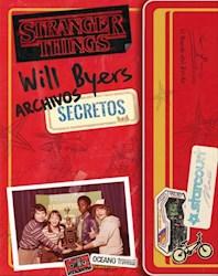 Libro Will Byers : Archivos Secretos