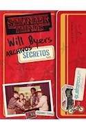 Papel STRANGER THINGS WILL BYERS ARCHIVOS SECRETOS