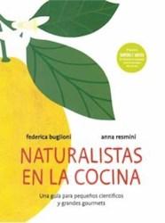 Libro Naturalistas De La Cocina