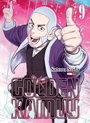 Libro 9. Golden Kamuy