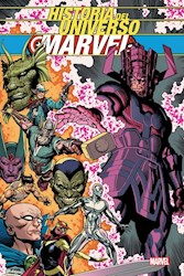 Libro Historia Del Universo Marvel