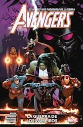 Libro Avengers : La Guerra De Los Vampiros